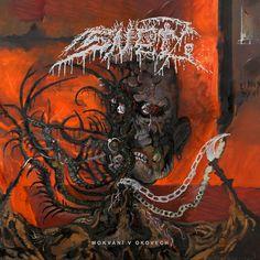 Heavy Metal, Black Metal, Metal Albums, Debut Album, Vinyl, Streamers, Cover Art, Psychedelic, Harvest