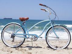 "Firmstrong Chief Lady 7 Speed - Women's 26"" Beach Cruiser Bike"