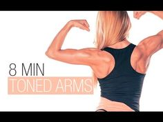 Best toned arms workout can be found in our 90 day fitness and nutrition system http://athleanx.com/x/toned-arms This 8 minute toned arms routine will give y...