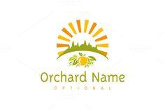 Sunny Orchard logo @creativework247