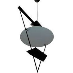 French Eighties Ceiling Light / Pendant