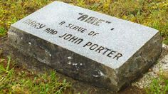 """Ame died in 1874, nine years after President Lincoln declared her free. So, why does her gravestone still identify her as somebody's """"slave""""? The story: http://offbeatoregon.com/o1110c-civil-war-didnt-end-slavery-for-oregon-woman-named-ame.html"""