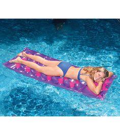"Swimline 76"" Pocket Inflatable Mattress"