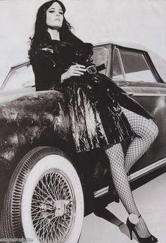 Eva Green by Ellen von Unwerth