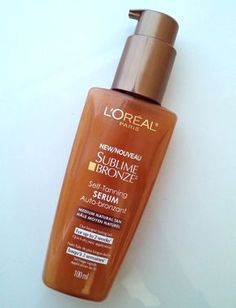 Drugstore Self Tanners For A Natural Looking Glow, check it out at http://makeuptutorials.com/best-self-tanners-light-to-dark-tans