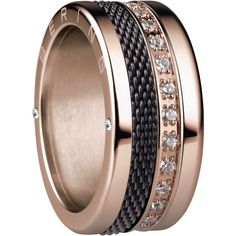 Arctic Symphony Collection; Women's ring combination; BERING jewellery; Twist & Change System; Bestseller