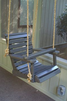 diy swing set plans for kids and baby #swingset #swing