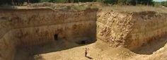 Tìm thấy một kim tự tháp ở Crimea xây trước thời khủng long   Sự chuyển đổi Trái đất