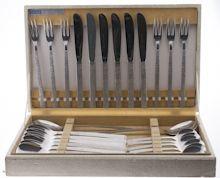 Viners - Viners Studio - Viners Studio Canteen - Viners Studio  Cutlery, Flatware Canteen - Gerald Benney