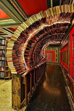 TheLast Bookstore - a bookstore labyrinth with secret rooms