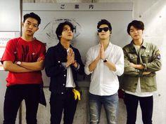 "[141115 CNBLUE ARENA TOUR 2014 ""WAVE"" in Sendai, Sekisui Heim Super Arena]"