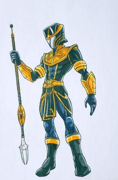 What if Egyptian Ranger