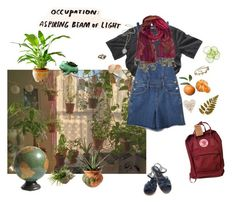 """proud plant mom"" by sam-penzance ❤ liked on Polyvore featuring StyleNanda, Salt Water Sandals, Overland Sheepskin Co., Moschino, FOSSIL, GET LOST, TONYMOLY, TEN, Fjällräven and Nintendo"