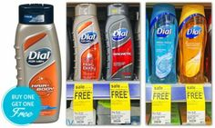 Dial Body Wash, Only $1.75 at Walgreens!