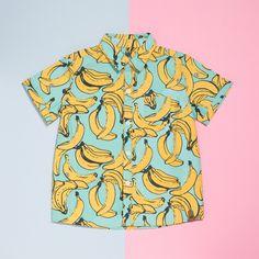LOVE! Banana Shirt from @fpmoccs