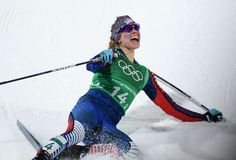 Cross-country skier Jessie Diggins has been chosen to be the United States' flag bearer at the closing ceremony in Pyeongchang on Sunday. Here are some fun facts about her.