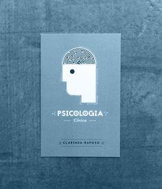 Psychologist Business Card on Behance