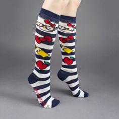 Hello Kitty School Socks