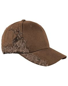 3200 Dri Duck Wildlife Cap  Elk Brown  One Color ElkBrown Size One Size Model 3200 -- To view further for this item, visit the image link.