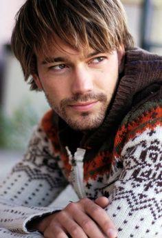 Miro Kloosterman, Dutch model/actor, b. 1980