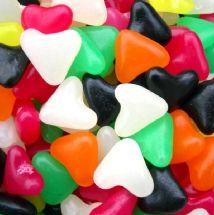 Jelly Hearts 500g