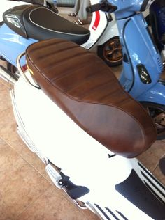 vespa gt vespas and leather on pinterest. Black Bedroom Furniture Sets. Home Design Ideas