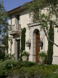 Mediterranean Exterior Design, Pictures, Remodel, Decor and Ideas - page 16