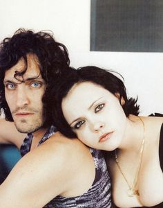 Image result for nina ricci and vincent gallo