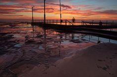 Sunrise Swim – Part 01 Photo by Steve Busuttil -- National Geographic Your Shot National Geographic Photos, Your Shot, Amazing Photography, Sunrise, Shots, Swimming, Community, Outdoor, Swim