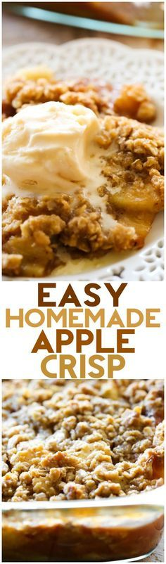 this recipe is absolutely wonderful! Perfect flavor, texture and always a hit! this recipe is absolutely wonderful! Perfect flavor, texture and always a hit! Mini Desserts, Easy Desserts, Delicious Desserts, Dessert Recipes, Yummy Food, Health Desserts, Apple Recipes, Fall Recipes, Baking Recipes