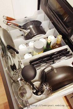 とにかく使いやすさ重視!今すぐマネしたいみんなのキッチン収納術 - M3Q - 女性のためのキュレーションメディア