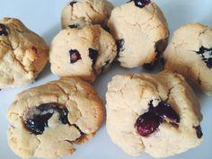 Gluten Free Coconut Flour Cookies #glutenfree #coconutflour #tinykitchen