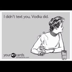 Life story right there ;)