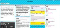 Transformez votre page d'accueil en portail personnalisable comme Netvibes