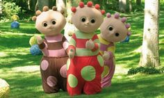 In the Night Garden set to replace Winnie the Pooh as top UK ...