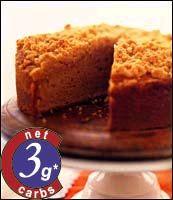 Carbquik Crumb Cake