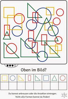 autismus arbeitsmaterial visuelle wahrnehmung figur grund schule pinterest wahrnehmung. Black Bedroom Furniture Sets. Home Design Ideas