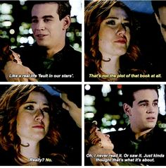 I didn't think I'd care for climon but Kat and Alberto have chemistry plus Simon and Clary are really cute. I'm starting to care less about clace, but I do want Jace to be happy...