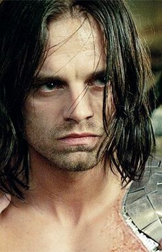 Bucky barnes Sorry for the surplus of seb. (Kind of not sorry)
