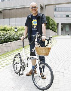 自転車ツーキニスト 疋田 智氏