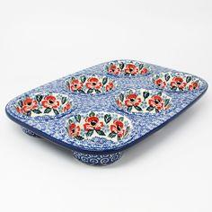 Wonderful Muffin Pan #1490   Polish Kitchen Online
