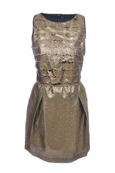 #SeebyChloé | Extravagantes #Cocktailkleid, Gr. L | See by Chloé | mymint-shop.com | Ihr Online #Shop für #Secondhand / #Vintage #Designerkleidung & #Accessoires bis zu -90% vom Neupreis das ganze Jahr #mymint