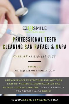 Have you been brushing the teeth consistently? It won't carry any significant distinction to the plaque. You should simply choose the expert Teeth Cleaning in San Rafael and Napa, which is very close to you. Family Dental Care, Dental Group, Dental Fillings, Cosmetic Dentistry, Dental Implants, Oral Hygiene, Teeth Cleaning, Brushing