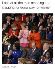 Equal pay for women, feminism, feminist humor, funny picture Funny Videos, The Maxx, Intersectional Feminism, Patriarchy, Equal Rights, Faith In Humanity, Social Issues, My Guy, Social Justice
