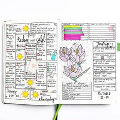 30 Bullet Journal Spreads That'll Start Your New Year Organized and Keep You Organized - Chasing A Better Life Bullet Journal Easy, Bullet Journal How To Start A, Bullet Journal Junkies, Bullet Journal Spread, Bullet Journal Layout, Bullet Journal Ideas Pages, Bullet Journal Inspiration, Bullet Journals, Journal Prompts