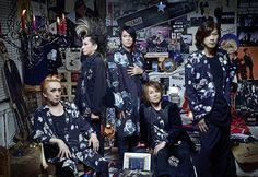 """BUCK-TICK celebrates their anniversary and will release their best album """"CATALOG on September Here you'll see top-requests from the fans. Alternative Rock Bands, Under The Moon, Best Albums, 30th Anniversary, Japanese Artists, Ticks, Visual Kei, New Artists, New Look"""