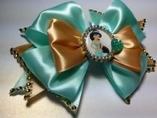 Items for sale by Princess Hair Bows, Princess Hairstyles, Hairbows, Beanie Hats, Brooch, Disney, Flowers, Cute, Image