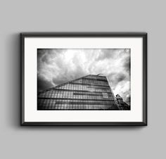 Printworks and Urbis / Manchester / Urban / Black and White / photograph / print / architecture / mono / wall art / home decor