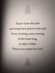 There is no God but Allah. #Prayer #shahada