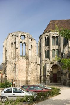 Noyon, Cathédrale Notre-Dame - Mapping Gothic France